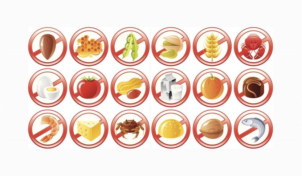 Allergie alimentari geografiche